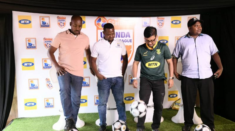 MTN MD juggling the ball