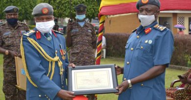 Airforce retires 24 officers, air men