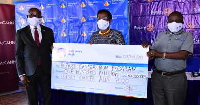 2020 Rotary Cancer Run launched, to be held Virtually on Sunday August 30