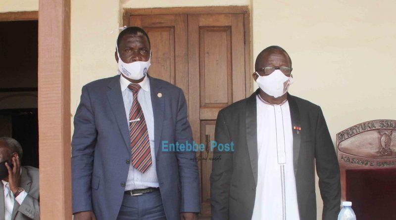 Kabaka appoints Andrew Benon Kibuuka as Kasanje Sub-county chief
