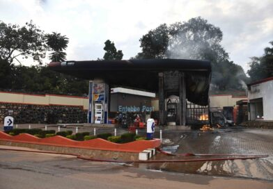 Kitala petrol station fire: 2 cars and property perish in blaze