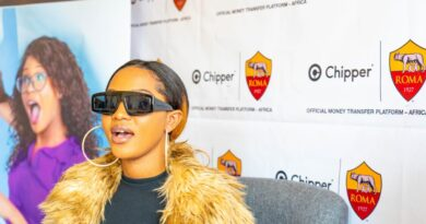 Music Diva Spice Diana partners with Chipper Cash for grassroot football development