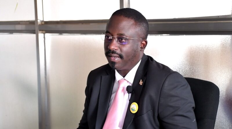 Stephen Shaka Gashaija; NRM's new face in Entebbe