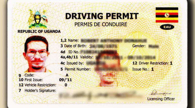 Transport Ministry presents new Driver's license features